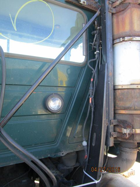 MACK CXU612 Exhaust Pipe