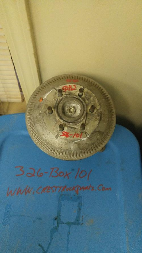 CAT C-7 Fan Clutch