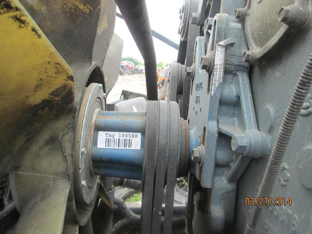 KYSOR Rear-Air Fan Clutch