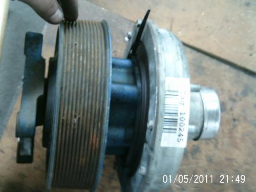 VOLVO VED12-Kysor_1077-09261-02 Fan Clutch