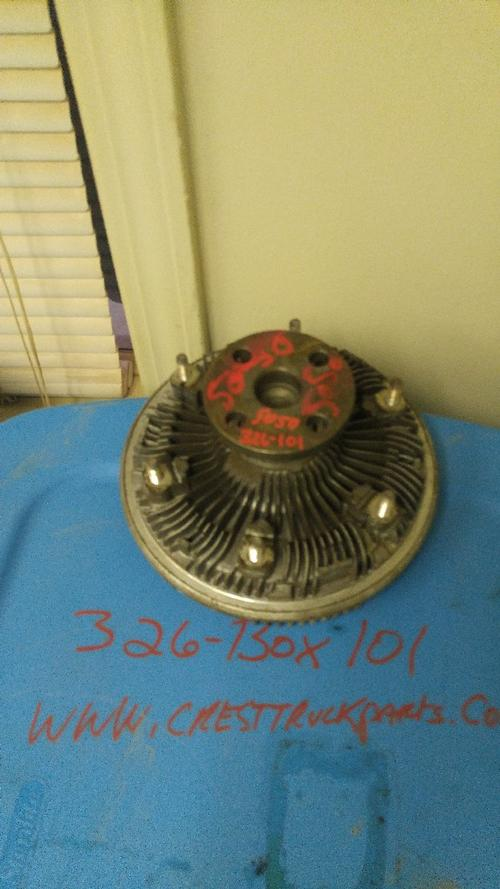 CAT 3126B Fan Clutch