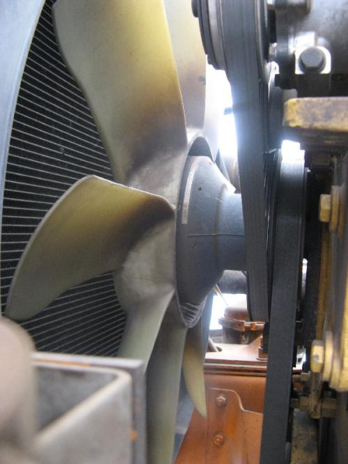 CAT C-12 Fan Clutch