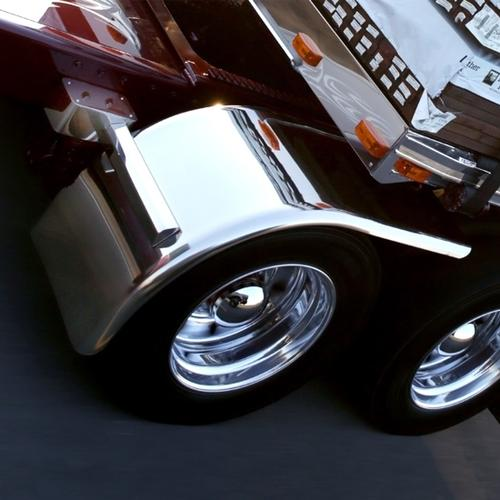 Kenworth T600 Fender