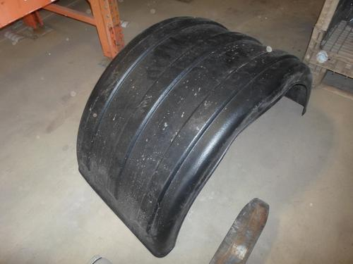 REAR AXLE SINGLE AXLE - FULL Fender