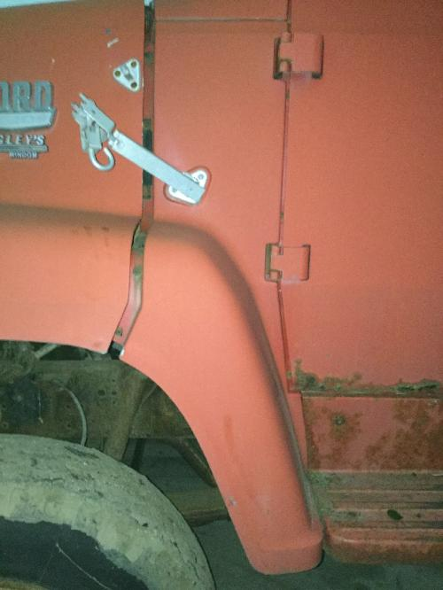 FORD LN800 Fender Extension