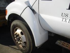 FORD F650SD (SUPER DUTY) Fender Extension