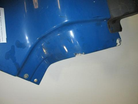 VOLVO VHD Fender Extension