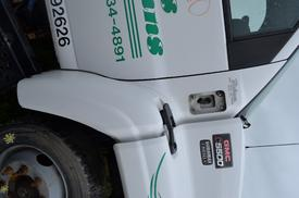 GMC C5500 Fender Extension