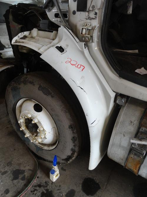 FREIGHTLINER M2 112 Fender Extension