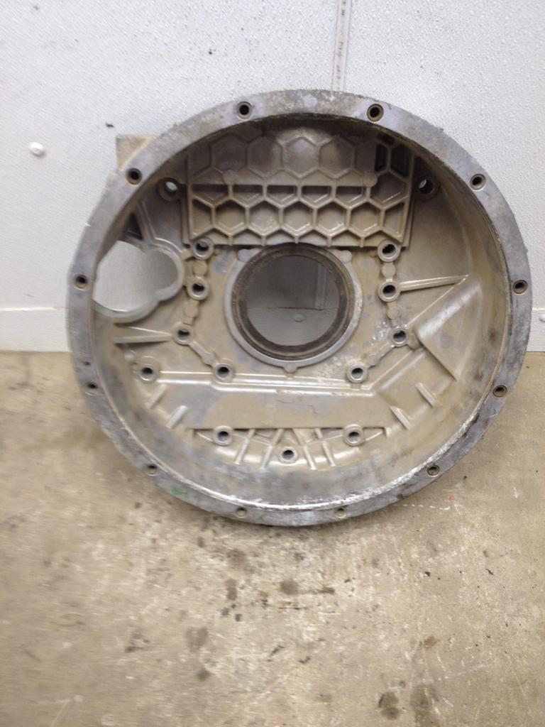 Gm 66 Duramax Flywheel Housing 9600 For Sale At Jackson Mn 6 Fuel Filter