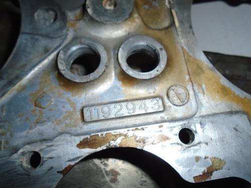 CAT 3116 / 3126 Front Cover