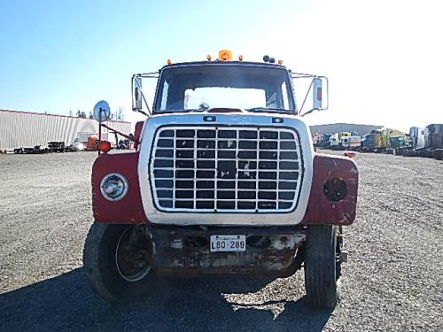 FORD L9000 Front End Assembly