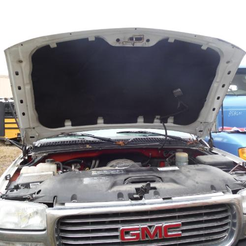 GMC SIERRA 3500 PICKUP Front End Assembly