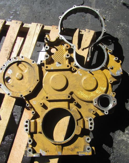 CAT 3406E Front Cover