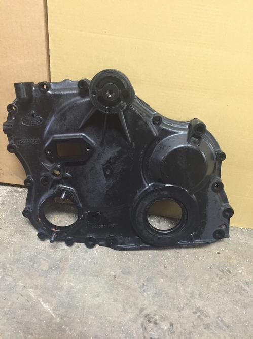 MACK ETECH Front Cover