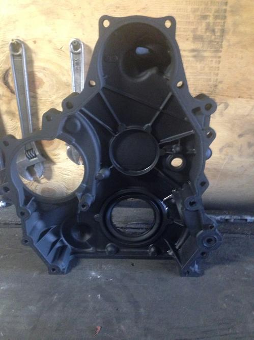 GM 6.6 (DURAMAX) Front Cover
