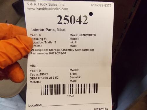 KENWORTH  Front End Assembly