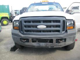 FORD F550SD (SUPER DUTY) Front End Assembly