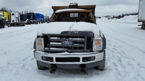 FORD F450 Front End Assembly