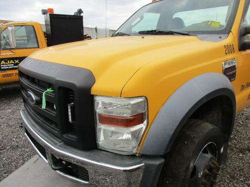 FORD FORD F550SD PICKUP Front End Assembly
