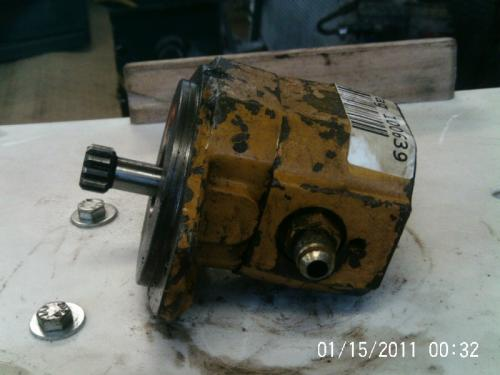 CAT 3406E_1004321 Fuel Pump (Tank)