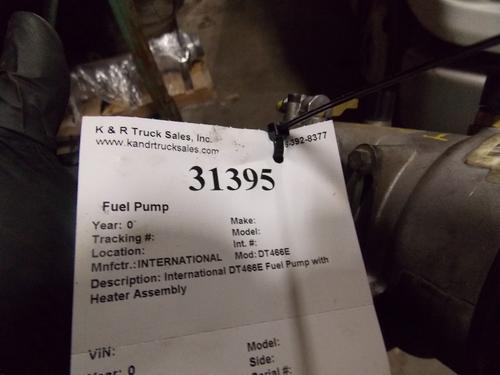 INTERNATIONAL DT466E Fuel Pump (Tank)