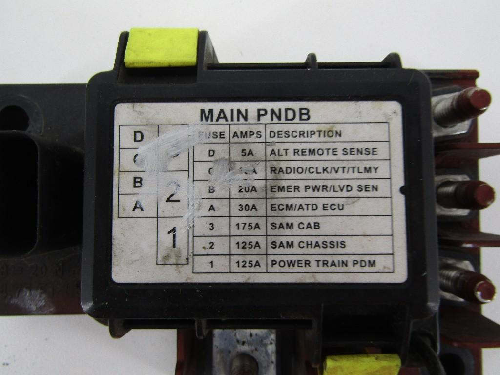 Freightliner Fuse Box Location