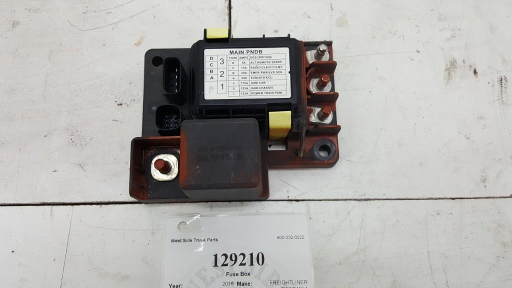 freightliner cascadia fuse box