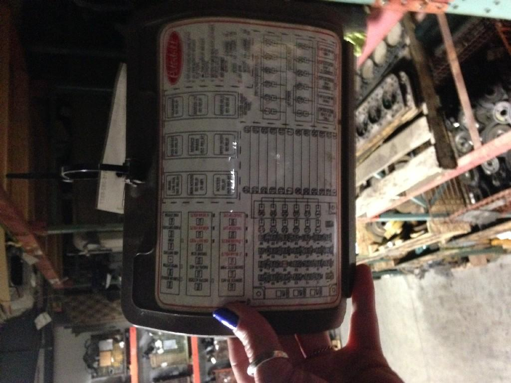 Peterbilt 379 Fuse Box 23370 For Sale At Holland Mi Wiring 357