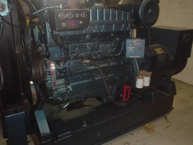 CUMMINS NTC400 Generator Set