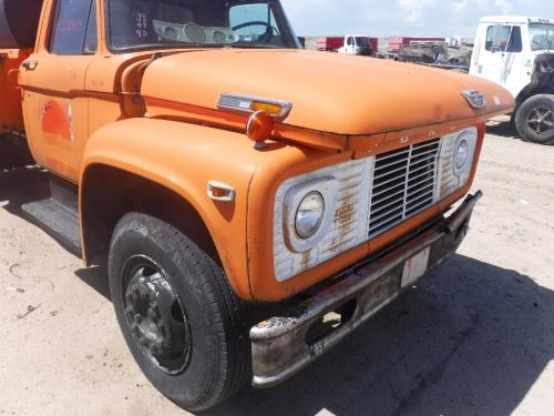 FORD T800 Grille