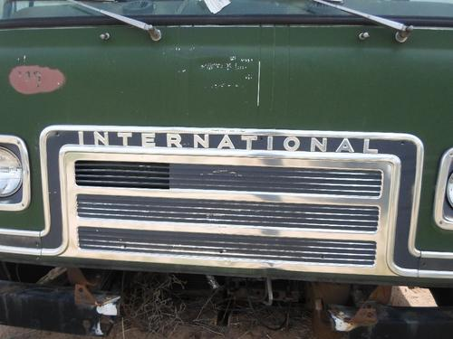 INTERNATIONAL CO1710B CABOVER Grille