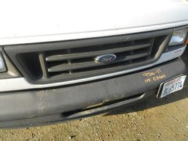 FORD ECONOLINE WAGON Grille