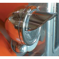 Peterbilt 378 Headlamp Assembly