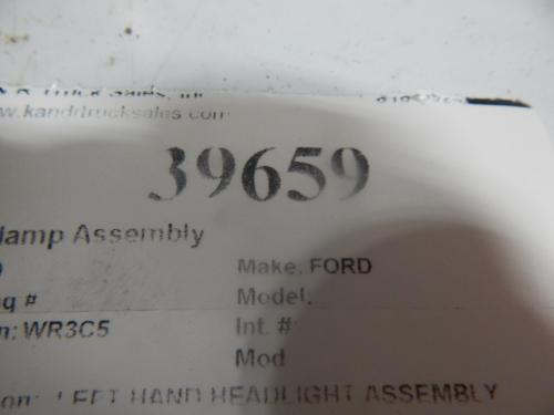 FORD  Headlamp Assembly