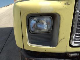 GMC TOPKICK Headlamp Assembly