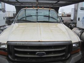FORD FORD F450SD PICKUP Hood