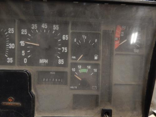INTERNATIONAL 4000 Instrument Cluster
