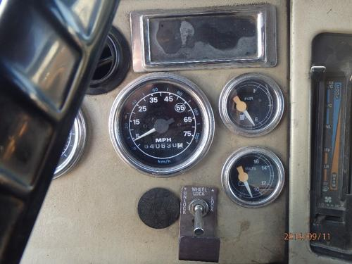FORD LTS9000 Instrument Cluster