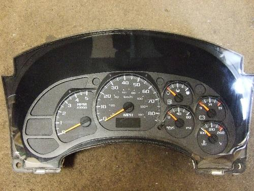 GMC - MEDIUM C5000 Instrument Cluster