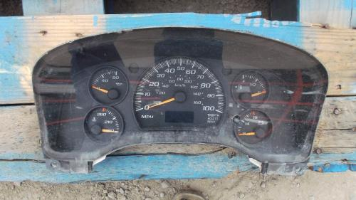 CHEVROLET EXPRESS 3500 Instrument Cluster