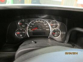CHEVROLET EXPRESS 4500 Instrument Cluster