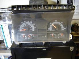 GMC T6500 Instrument Cluster