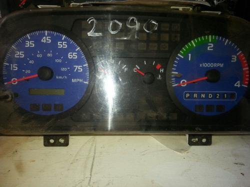 HINO 238 Instrument Cluster