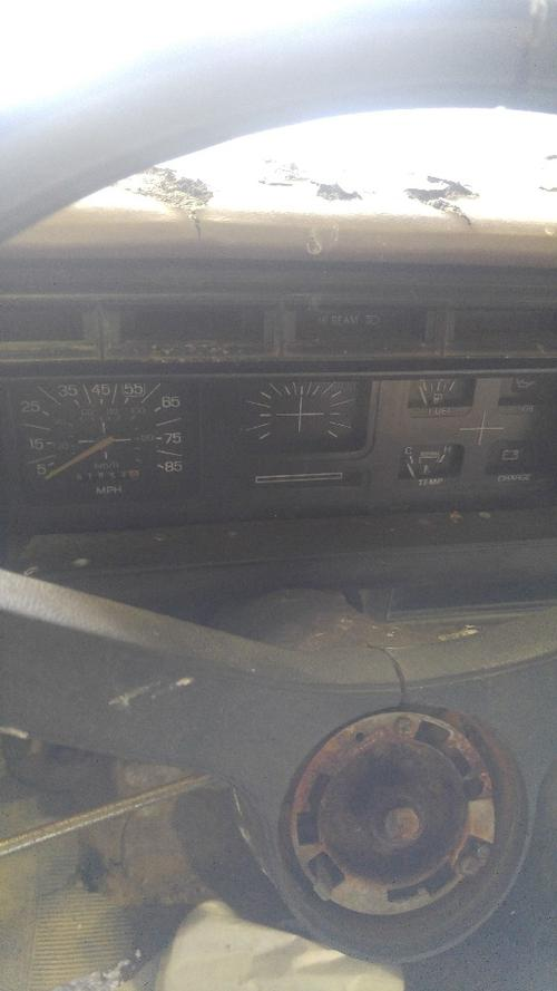 FORD F600G Instrument Cluster
