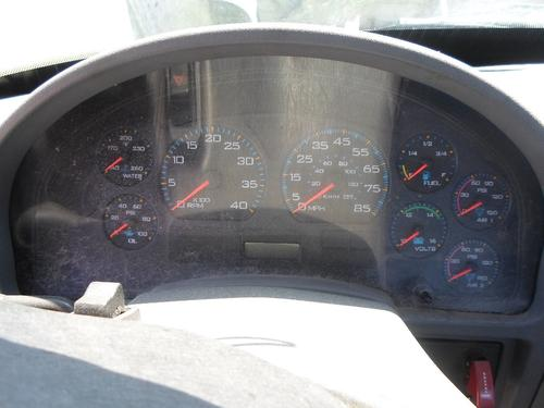 INTERNATIONAL 7600 / 8600 Instrument Cluster