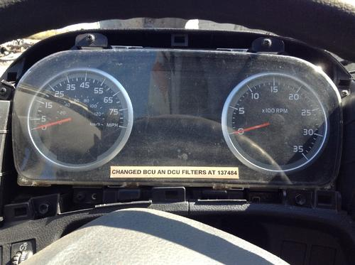 HINO TRUCK Instrument Cluster