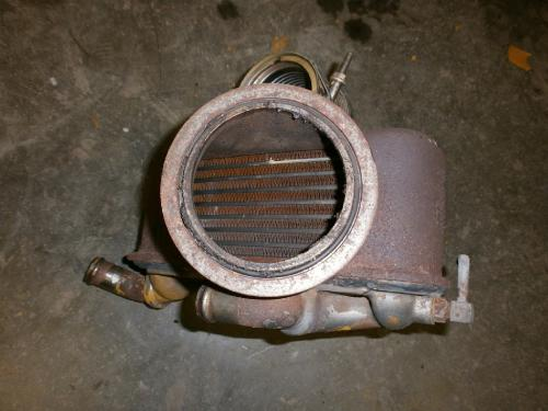 KENWORTH T600 Intercooler