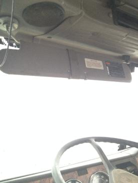 INTERNATIONAL 9400I Interior Sun Visor