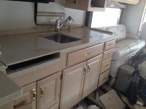 RV OR CAMPER SINK Interior Parts, Misc.